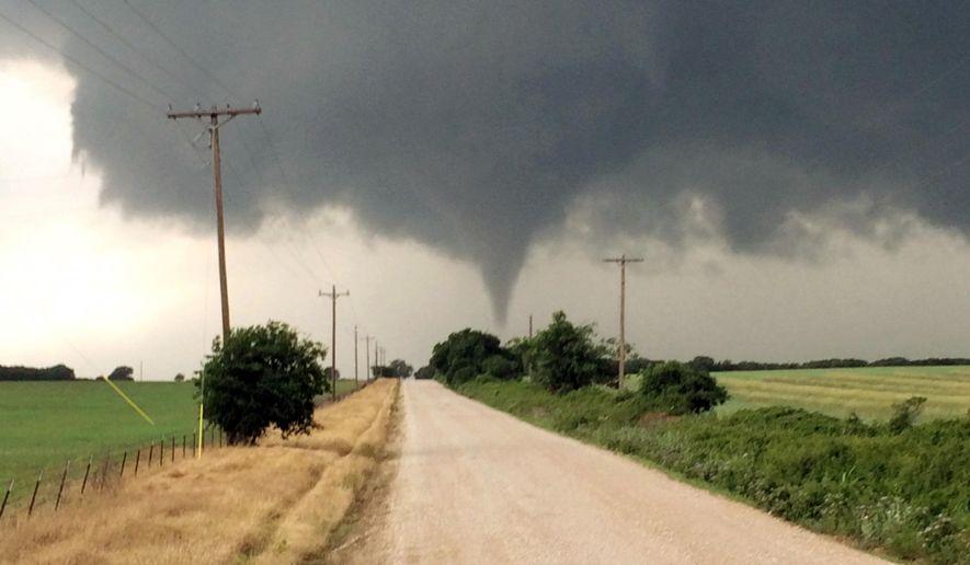 Tornado Near Texarkana